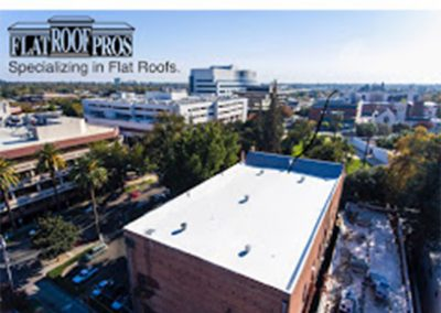 Flat Roof Contractor Oh 010